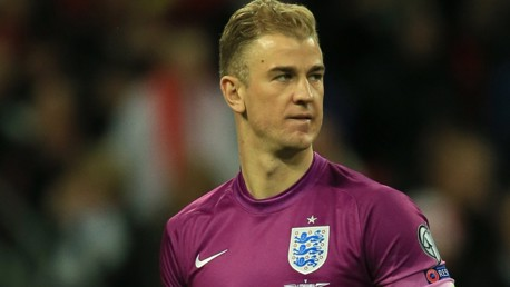 Joe Hart: 50 England caps and counting gallery