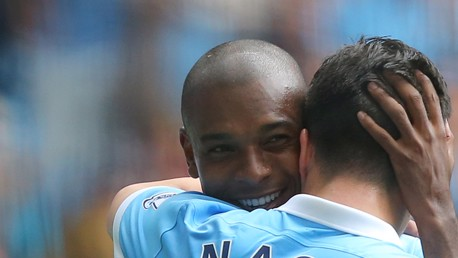 Talking Points: Fernandinho in the form of his life?
