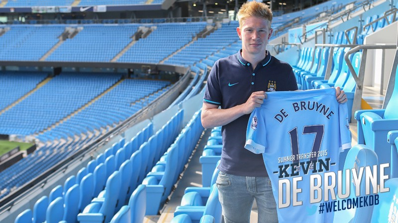 Kevin De Bruyne Signs For Manchester City Picture Gallery Day 2