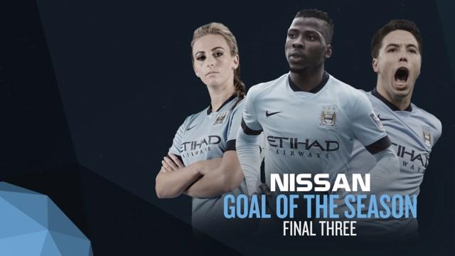 Goal of the season