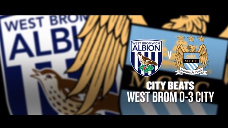 City Beats: West Brom v City