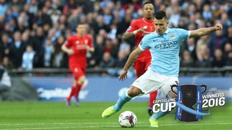 City v Liverpool: Brief highlights