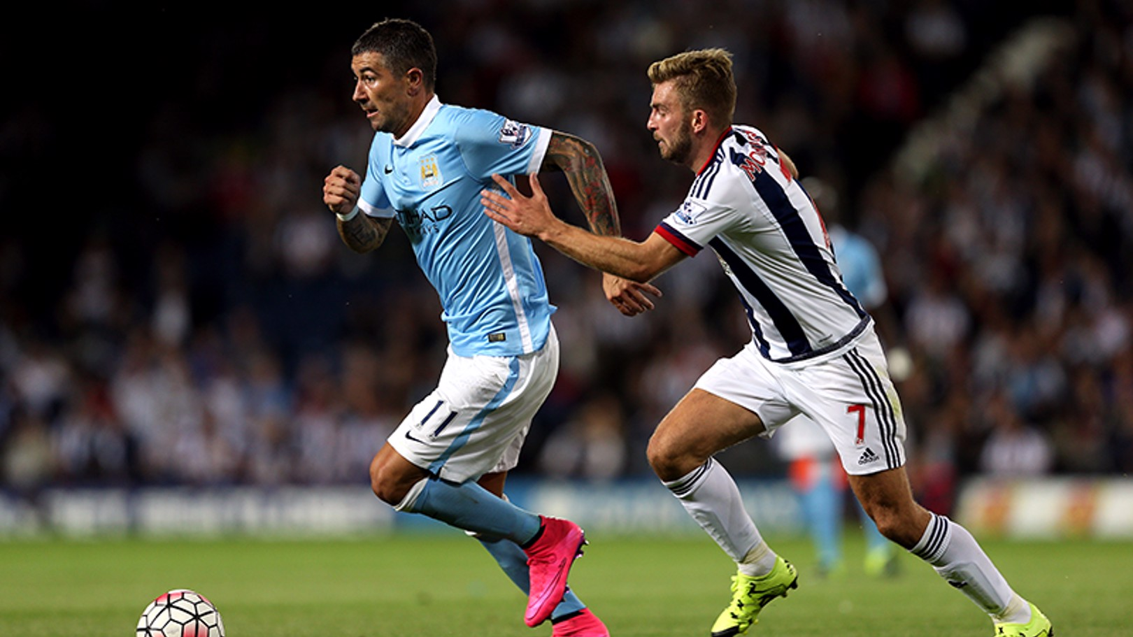 SMALL SCREEN: Find out how you can watch West Brom v City.