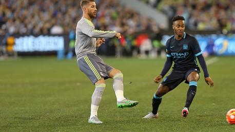 City v Real Madrid: Match highlights