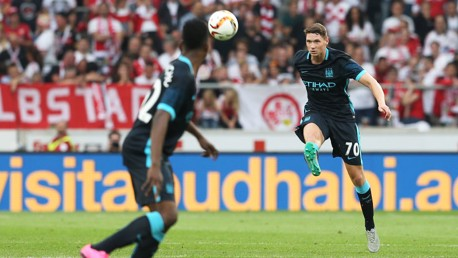 Stuttgart v City: Match highlights