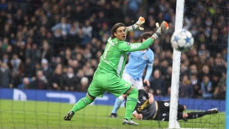 City v Borussia: Match highlights