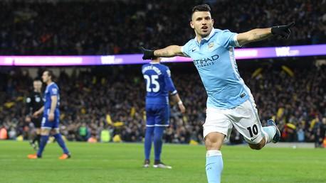 City maju ke final Capital One Cup di Wembley