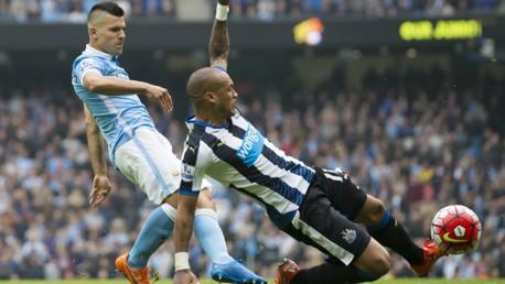 Sergio Aguero second goal