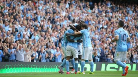 City v Watford: Brief highlights