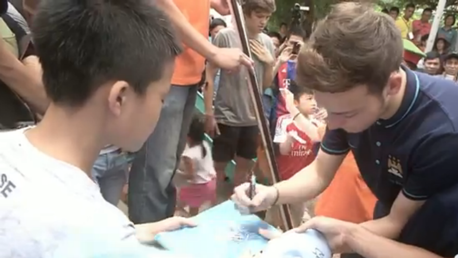 #cityontour: SOS Children's Village visit