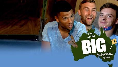 The Great Big Australian Quiz: Round one