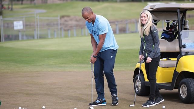 Vinny golf