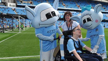 Match of a lifetime for City VVIPs