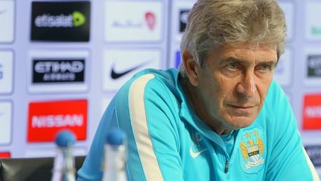 Pellegrini: Zabaleta akan segera kembali
