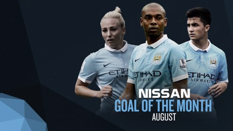 Goal of the Month: August