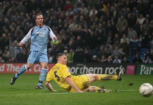 Stephen Ireland v Sheffield Wednesday