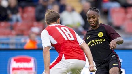 Arsenal v City: Extended highlights