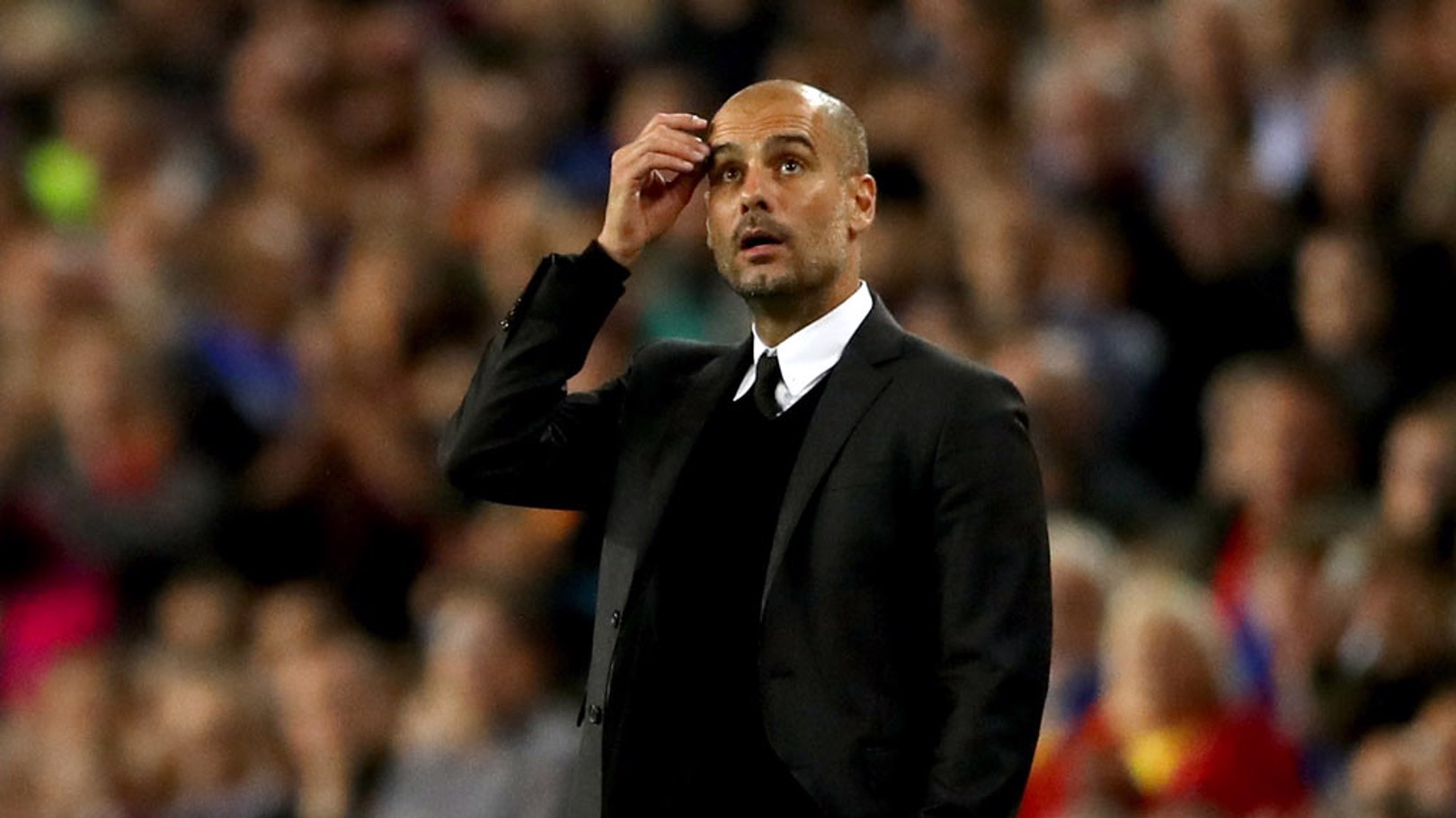 """Guardiola: """"É difícil de jogar contra o Barcelona"""""""