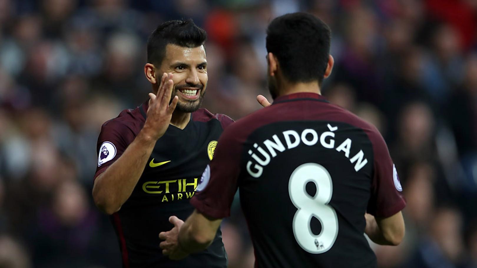 Jogadores do City nomeados pela Premier League