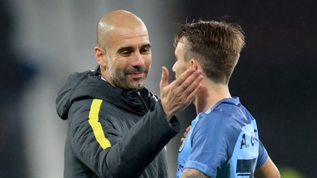 Pep and Garcia