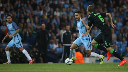 Gundogan action