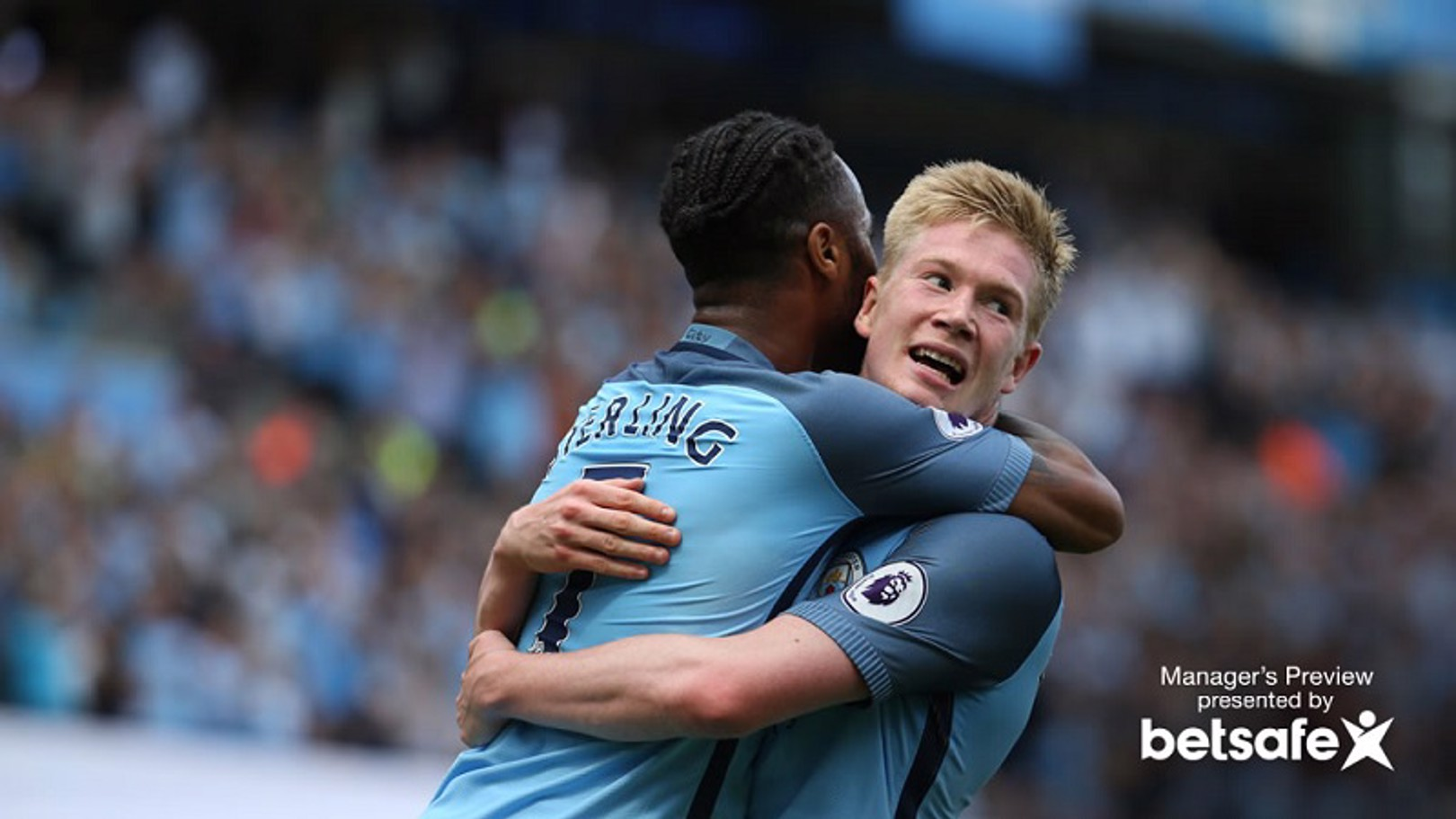 TEAM NEWS: KDB back in the fold!