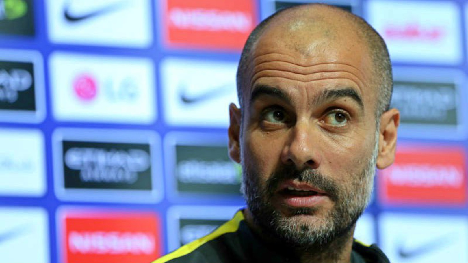 Pep chats ahead of West Brom v City