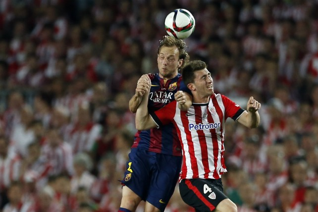 HIGHLY RATED: Aymeric Laporte