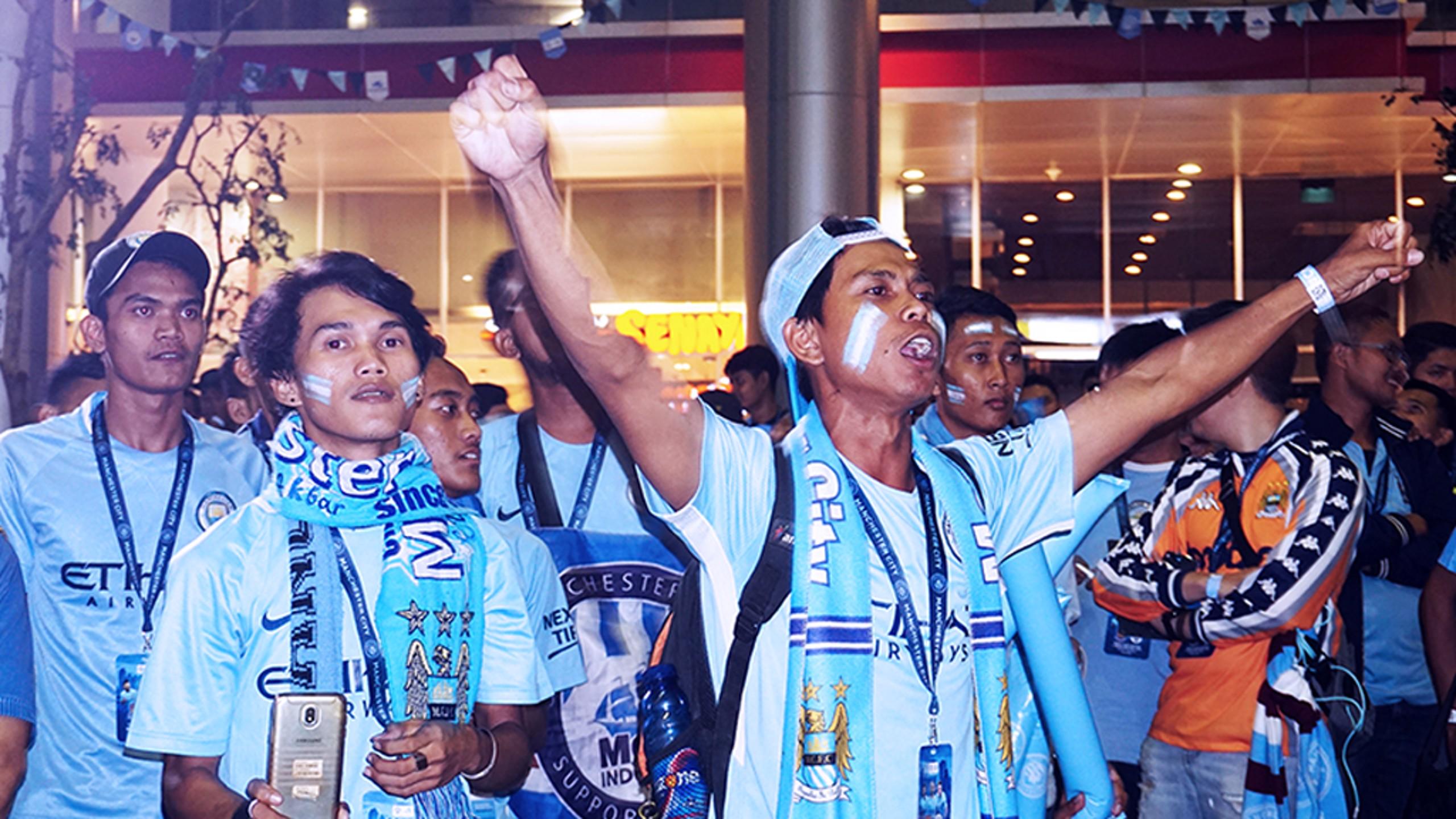 Galeri: Citizens birukan Jakarta!