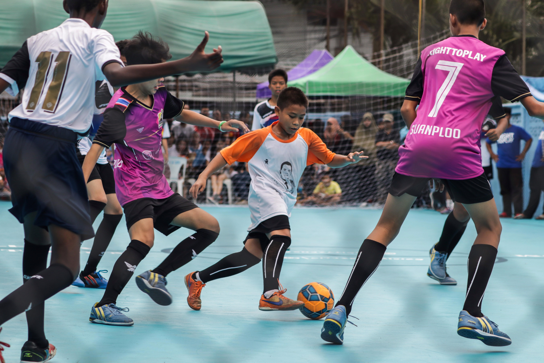 ซิตี้เซ่น กีฟวิ่ง ร่วมมือกับ มูลนิธิ ไรท์ ทู เพลย์ สนัับสนุนให้เด็กไทยเล่นกีฬา เพื่อลดปัญหาอาชญากรรมในเมืองใหญ่