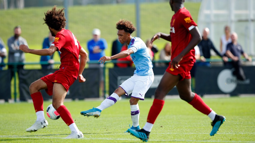 City defeat Liverpool in seven-goal thriller