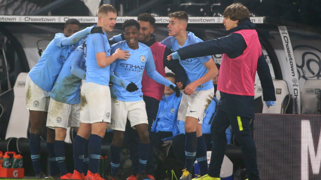 FA YOUTH CUP: Details of our sixth-round tie have been confirmed