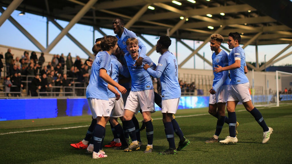 SEASON PREVIEW: A look at Man City Under 18s upcoming campaign
