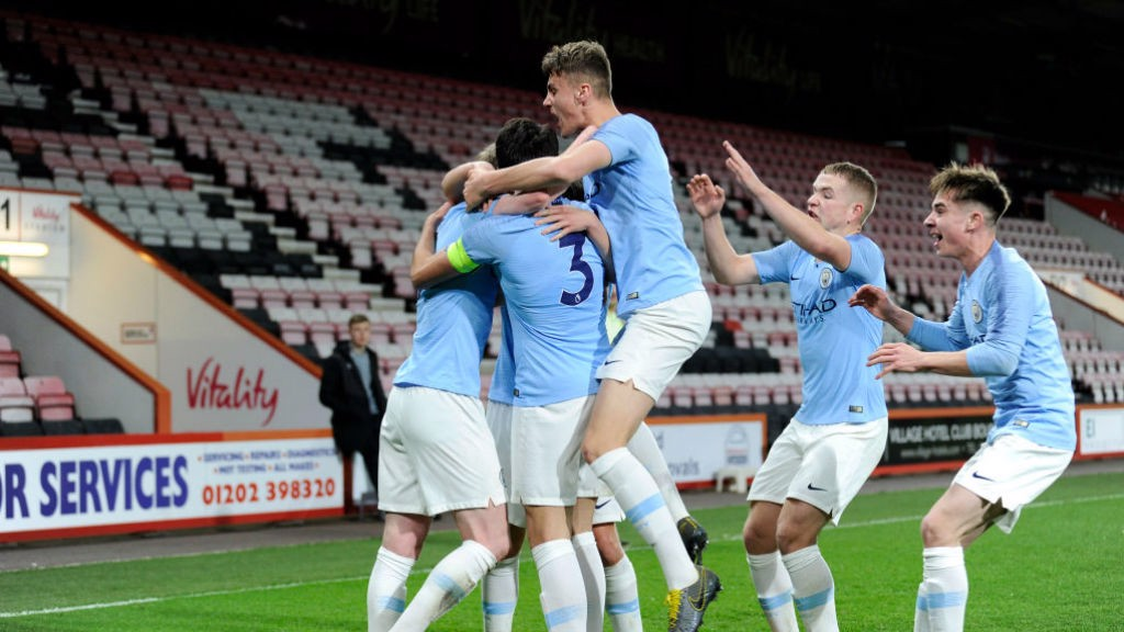 BLUES: This is how it feels to be City!