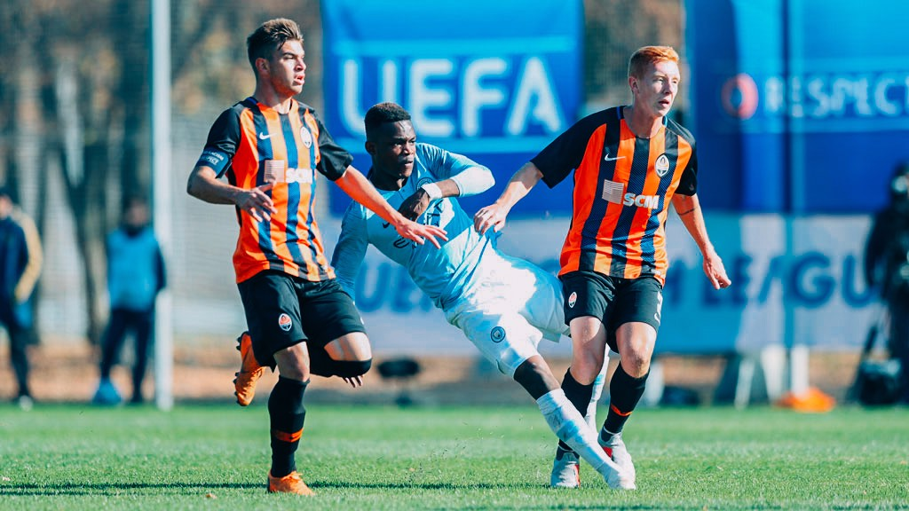 Last-gasp leveller salvages UYL hopes