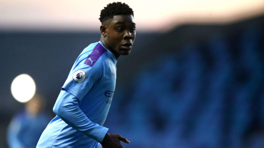 UP FOR THE CUP: City's U21s are in the hat for the Leasing.com Round of 32