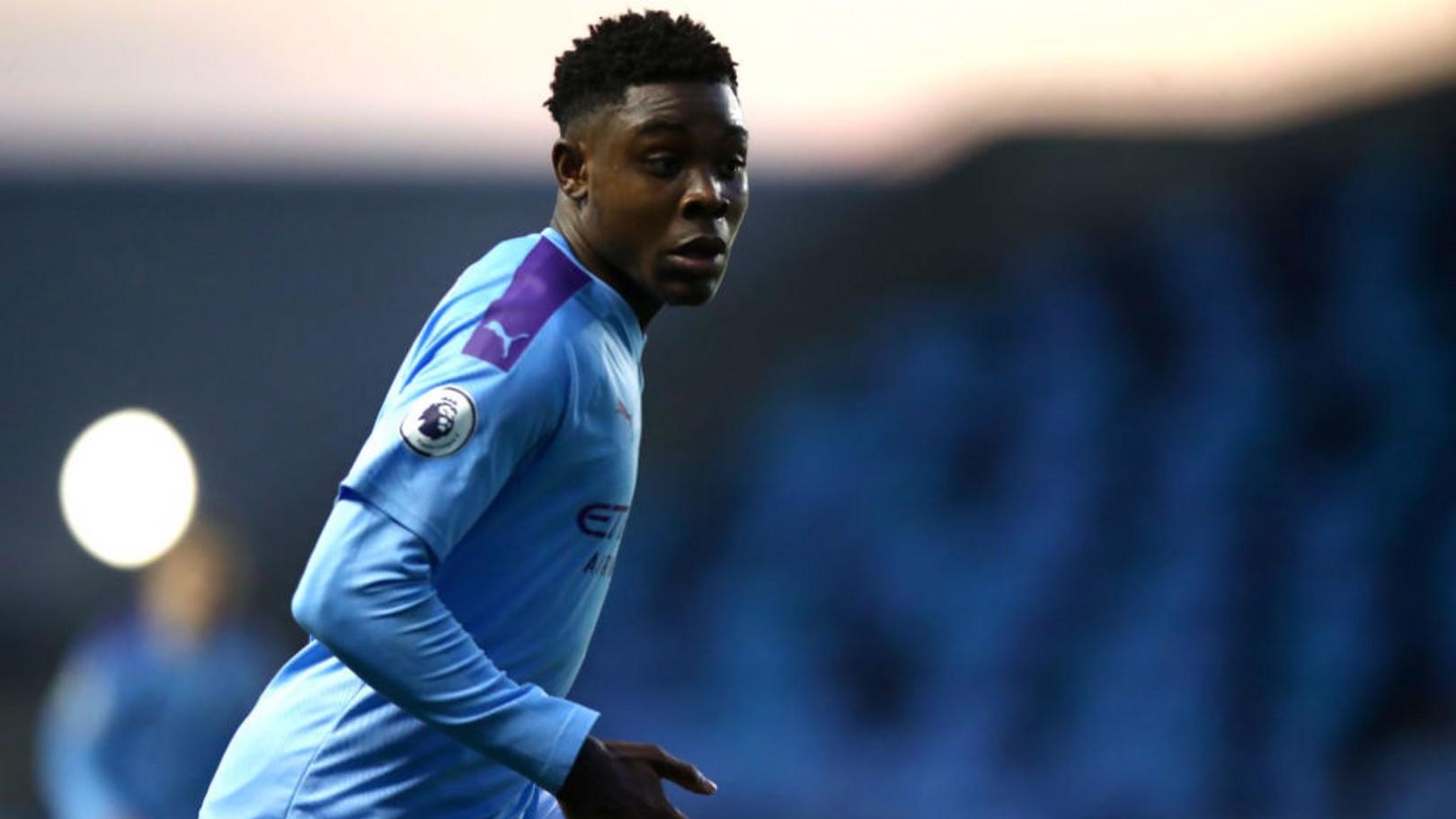 UP FOR THE CUP: City's U21s are in the hat for the Leasing.com Round of 32