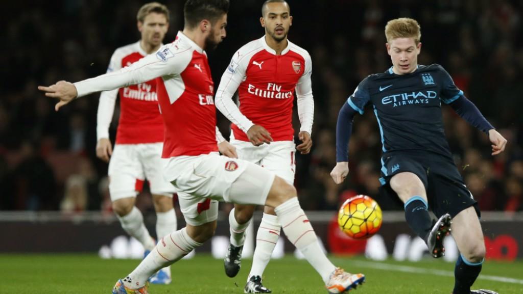 Man City v Arsenal: Kick-off time, team news & TV