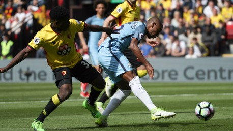 Fernandinho: Aguero is incredible
