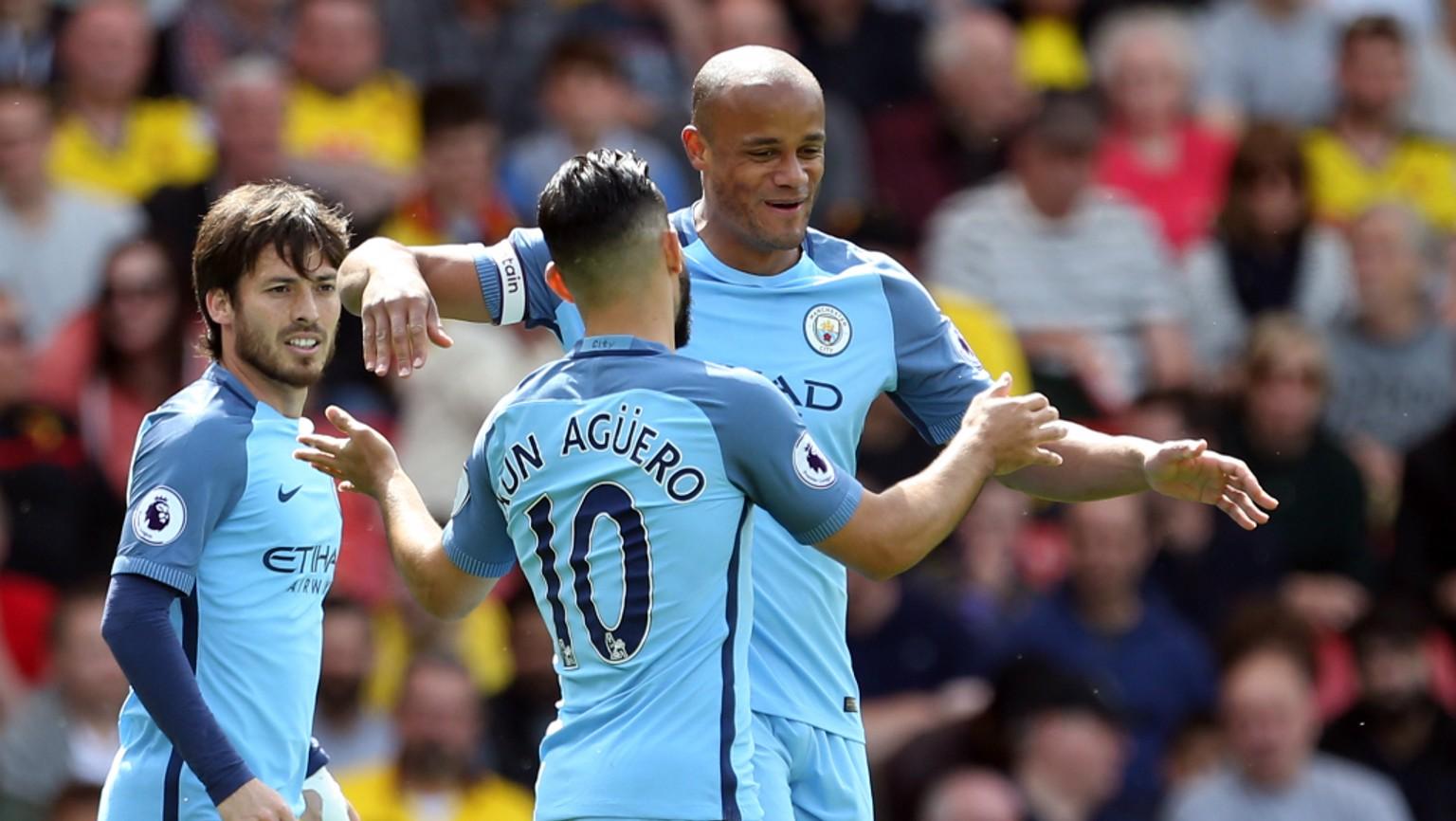El City se mete en Champions