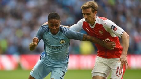 Arsenal v City: Extended match highlights