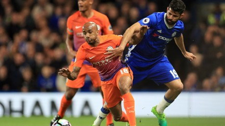 Chelsea v Man City: Delph reaction