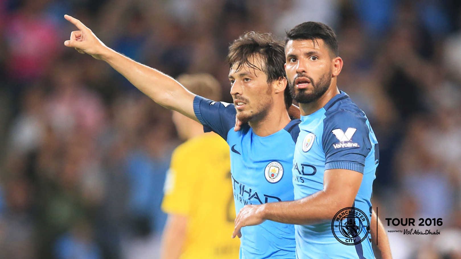 DOUBLE TROUBLE: Will Sergio and Silva shine in Sweden?