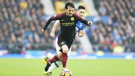 Everton v Man City: Extended highlights