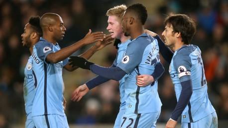 Hull v Man City brief highlights