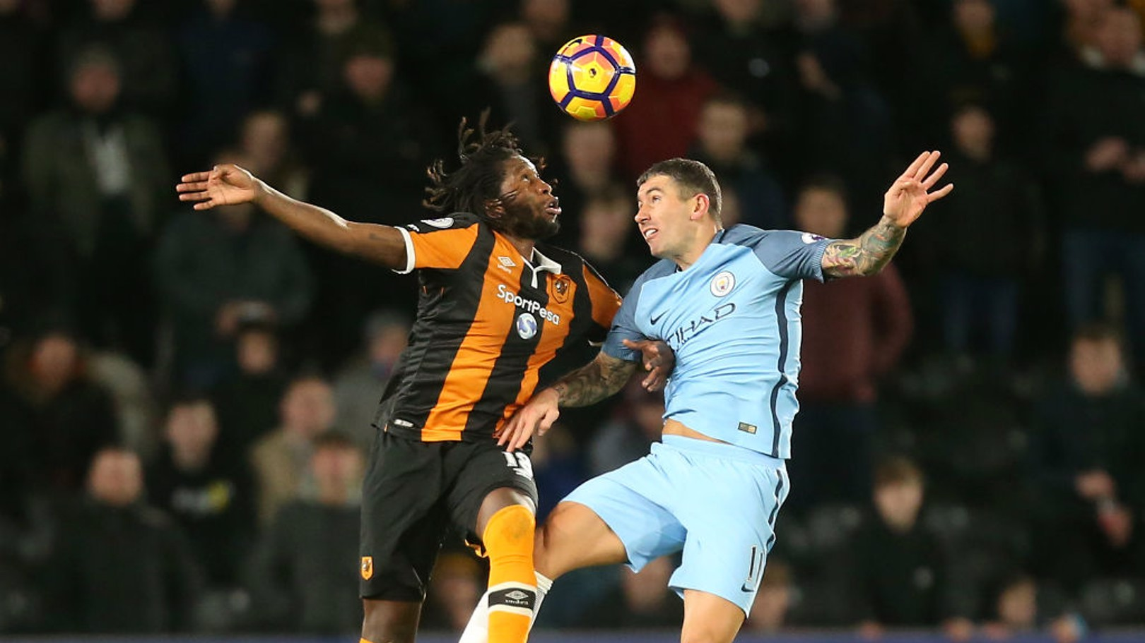 City - Hull: hora y TV
