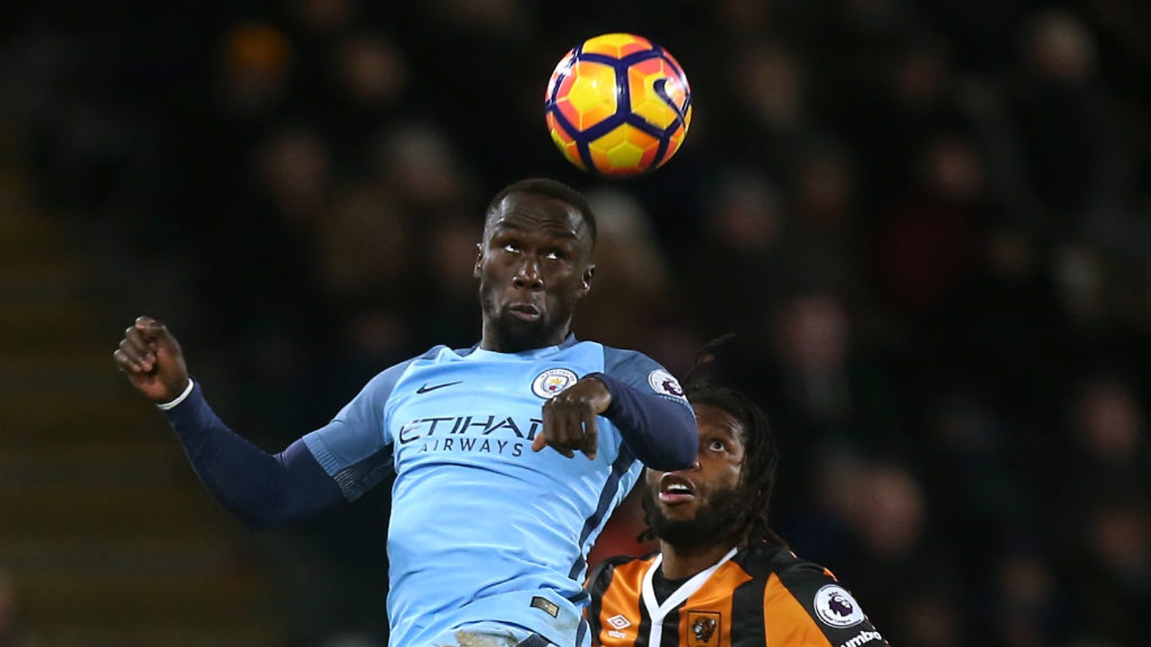 BAC IN THE GROOVE: Sagna v Hull