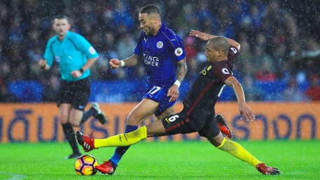 Leicester City v Man City: Extended highlights