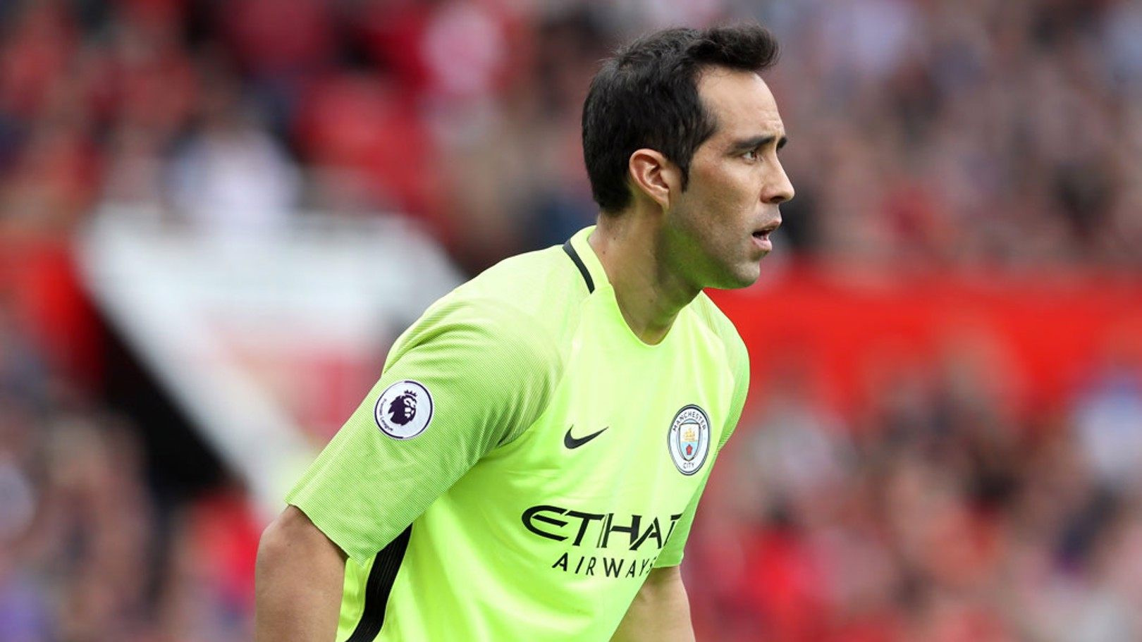 CLAUDIO BRAVO: The last minute of the match
