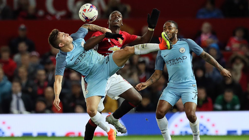 City exit EFL Cup after United loss